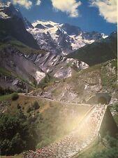 Tour De France 2002 Col Du Lautaret Graham Watson Photo Cycling Poster
