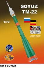 Mach 2 1/72 Soyuz (Germany) TM-22 # L021