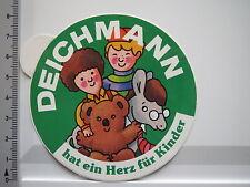 Adesivo sticker Deichmann-Scarpe-Stivali di pelle - (s1340)