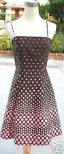 NWT JUMP Brown/Coral Evening Cocktail Prom Gown 3