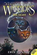 Warriors Power of Three: The Sight by Erin Hunter (2007, Hardcover) 1st Edition