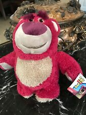 "Disney/Pixar Toy Story 3 LOTSO BEAR Stuffed Plush 9"" NWT"