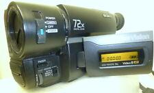 Camescope - Caméra SONY CCD-TRV27E PAL Vidéo 8 + k7 Hi8 bon état comme neuf