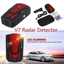 Car Speed Radar Detector 360°16 Band V7 GPS Police Security Voice Alarm Laser UK