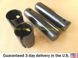 JCB BACKHOE- LOADER ARM CYL BUSH PIN KIT, 2 SETS (811/80004 811/90484 1208/0015)