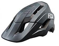 Fox Racing Metah Mountain Bike Helmet Matte Black, L/XL Enduro XC Trail NEW