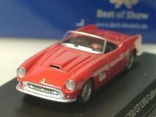 BOS FERRARI 250 GT LWB California Spyder, rouge - 87100 - 1/87