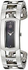 Relojes de pulsera Calvin Klein en acero inoxidable para mujer