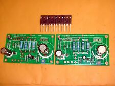 2 X FET INPUT MOSFET OUTPUT CLASS A 5W POWER AMPLIFIER KIT BASED ON CAMP AMP