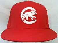 Chicago Cubs MLB New Era 59fifty 7&5/8 fitted cap/hat