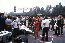 CARLOS REUTEMANN Williams FW07C ITALIANO Grand Prix 1981 fotografia 3