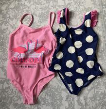New listing Girls swimming Costume Bundle Age 4-5 Years