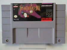 SNES Spiel - Final Fantasy III (3) (NTSC-US Import) (Modul)