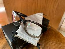 New Electric Visual Detroit (52-21-145) Prescription Eyeglasses Frames Ret$140
