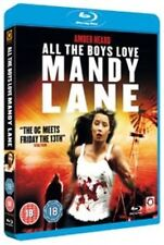 Amber Heard All The Boys Love Mandy Lane 2007 Horror Slasher UK Blu-ray
