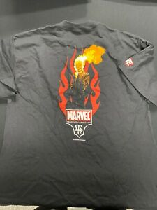 VS System Trading Card Game Marvel Ghost Rider Graphic Tee Shirt