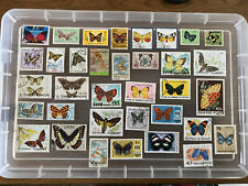 Thematic Stamps Butterflies
