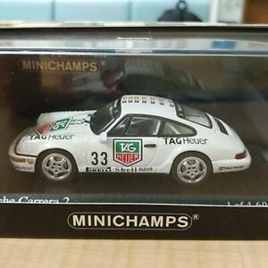 Minichamps Porsche 911 Carrera2 Mika Hakkinen TAG Heuer Monaco GP 1993