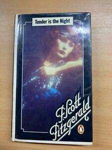 """1974 F SCOTT FITZGERALD """"TENDER IS THE NIGHT"""" FICTION HARDBACK BOOK (P3)"""