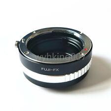Fujica X Old Fuji AX mount lens to Fujifilm X-Pro1 FX X Mount X-E2 T1 M1 Adapter