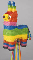 Burro Donkey Mexican Rainbow Party Pull String Pinata | Game | Decoration