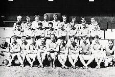 PORTSMOUTH FOOTBALL TEAM PHOTO 1960-61 SEASON