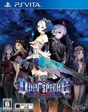 Used PS Vita Odin Sphere Leifdrasir SONY PLAYSTATION JAPANESE IMPORT