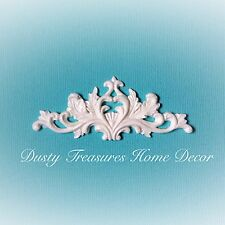 1x Shabby Chic Furniture Appliques Mouldings Carving Onlays