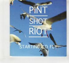 (HF122) Pint Shot Riot, Starting To Fly - 2016 DJ CD