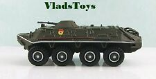 Eaglemoss 1:72 BTR-60 8x8 Armored Personal Carrier APC Soviet Army USSR R0027