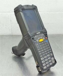 Symbol MC92N0 Barcode Scanner FCC ID UZ7MC92N0