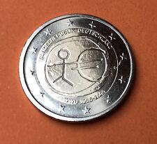 2  Euro Deutschland 2009 WWU EMU G=Karlsruhe  unzirkuliert - Euromünzen