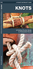 Knots - Rope Survival Emergency Disaster Guide Bug Out Bag Kit Book