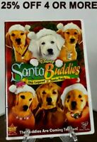Santa Buddies (DVD, 2009)~25% Off 4 Or More!