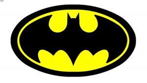 Iron On Transfer - Batman (Big)