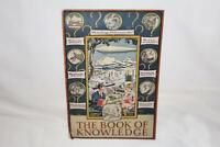 1926 Booklet The Book of Knowledge Articles Advertising the Kid's Encyclopedia
