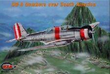 MPM 72522 1:72nd scale Douglas  DB-8 Bombers over South America