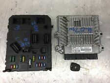 Peugeot 407 2.0 Hdi Diesel SW9658345280 HW965504148 ECU BSI KIT 90 Day Guarantee
