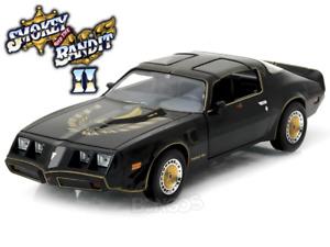 """Smokey and the Bandit II"" 1980 Pontiac Trans Am (T/A) Firebird 1:24 Scale - Gre"