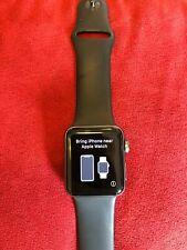 Apple Watch Series 3 38mm Space Grey Aluminium Case (GPS + Cellular)