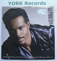 "RAY PARKER JR - I Don't Think That Man Should Sleep Alone - Ex 7"" Single Geffen"
