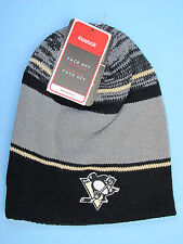 Pittsburgh Penguins Knit Beanie Hats Penguins Hockey Winter Kids Hat YOUTH NWT