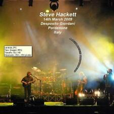 STEVE HACKETT - LIVE IN PORDENONE, ITALY - 14 march 2009 (2 CD)