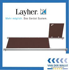 LAYHER DURCHSTIEGSBR�œCKE DURCHSTIEG BELAG 2,85 m