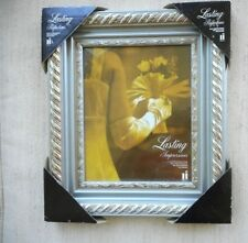 LASTING IMPRESSIONS BRIDAL WOODEN PICTURE FRAME--8X10