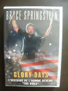 "DVD BRUCE SPRINGSTEEN ""Glory days"" -  Maureen Goldthorpe / M6 Vidéo (2011)  NEUF"