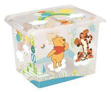Coffre à jouets à Mode Boîte DISNEY WINNIE OURSON 20L de conservation
