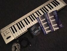 Roland ED PC-300 Midi USB Powered Midi Controller Keyboard, Instructions