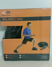"Brand New Champion Balance Disc 13"", Pump, Exercise Guide"