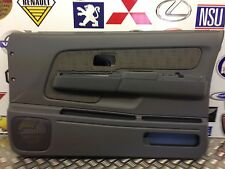 NISSAN NAVARA D22 O/S/F GENUINE NEW DOOR CARD